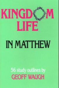 Kingdom Life in Matthew