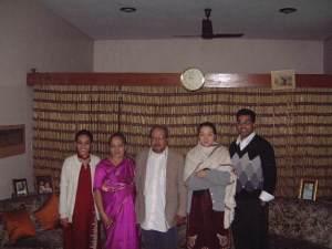 PaulPilai Family