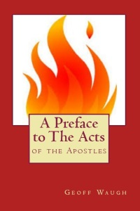 A A Preface to The Acts