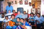 Mission Team with Sir Peter & Lady Margaret Kenilorea, first PM in the Solomon Islands
