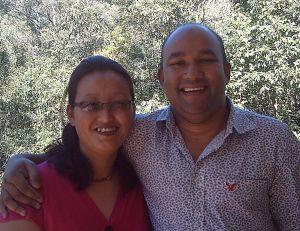Raju & Samita Sundas