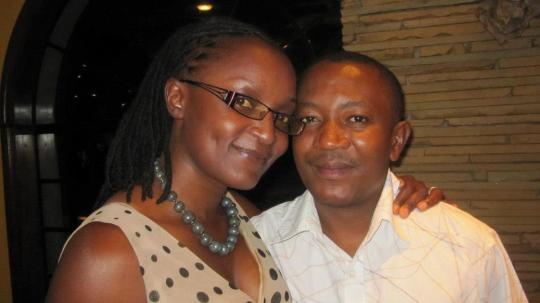 Francis & Linda Nyameche