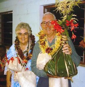 Vanuatu, Don & Helen