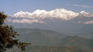 Himalayas, Darjeeling, India