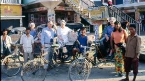 Bob & Jill Densley and team in Nepal