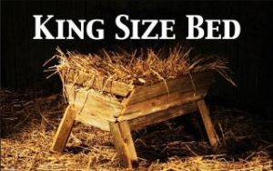 E King Size Bed