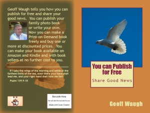 A You can Publish for Free All