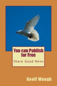 A You can Publish for Free