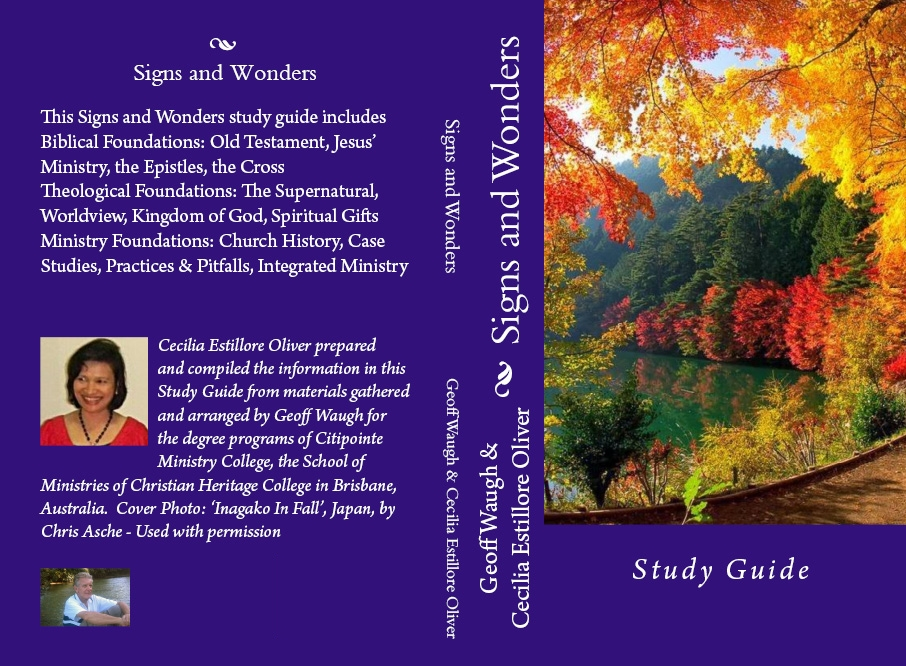Signs and Wonders: A Study in the Scriptures - Diane Dew