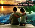 I Thank you Jesus children