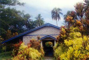 Bible College church, Pentecost Island