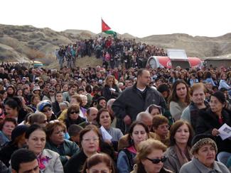 Iraqi-Chaldean-Christians-flee-to-Jordan