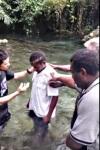 Baptism Steven