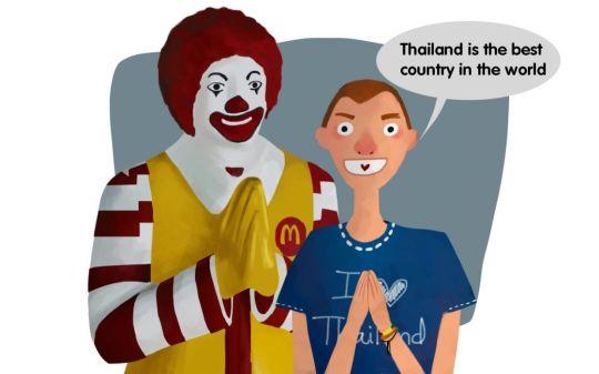 Culture Shock Cartoon