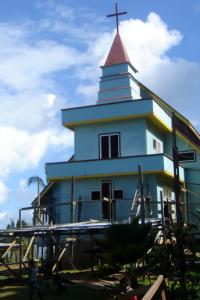 Morovo new church