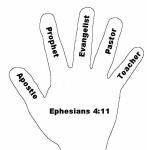 0 Eph 4,11 hand