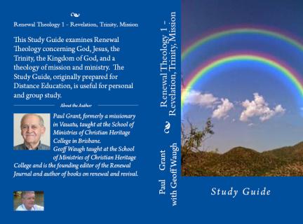 A SG Renewal Theology 1 All
